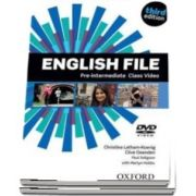 English File third edition: Pre-intermediate: Class DVD : The best way to get your students talking