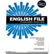 English File third edition: Pre-intermediate: Teachers Book with Test and Assessment CD-ROM