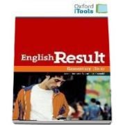 English Result. Elementary iTools. Digital resources for interactive teaching