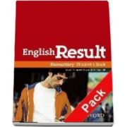 English Result Elementary. Teachers Resource Pack with DVD and Photocopiable Materials Book, General English four-skills course for adults