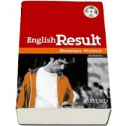 English Result Elementary: Workbook with MultiROM Pack : General English four-skills course for adults