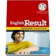 English Result Intermediate, Students Book with DVD Pack, General English four-skills course for adults