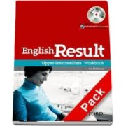 English Result, Upper-Intermediate. Workbook with Answer Booklet and MultiROM Pack