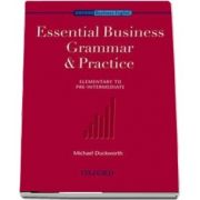 Essential Business Grammar and Practice
