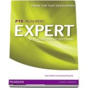 Expert Pearson Test of English Academic B1 eText Teachers CD-ROM