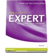 Expert Pearson Test of English Academic B2 eText Teachers CD-ROM
