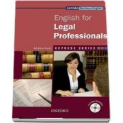 Express Series. English for Legal Professionals. A short, specialist English course