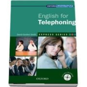 Express Series: English for Telephoning Students Book and MultiROM: Students Book and MultiROM : A Short, Specialist English Course