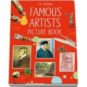 Famous artists picture book