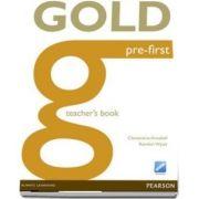 Gold Pre-First Teachers Book