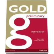Gold Preliminary Active Teach