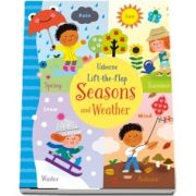 Lift-the-flap seasons and weather