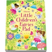 Little Childrens Fairies Pad