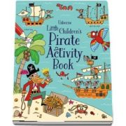 Little childrens pirate activity book