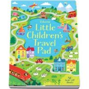 Little childrens travel pad