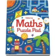 Maths puzzle pad