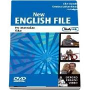 New English File: Pre-Intermediate StudyLink Video : Six-level general English course for adults
