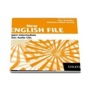 New English File: Upper-Intermediate: Class Audio CDs (3)