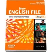 New English File Upper-Intermediate: Upper-Intermediate StudyLink Video : Six-level general English course for adults