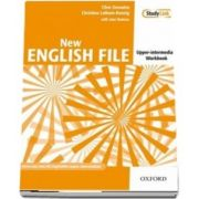 New English File: Upper-Intermediate: Workbook : Six-level general English course for adults
