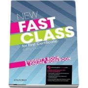 New Fast Class. Students Book and Online Workbook