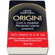Lewis Dartnell, Origini. Cum a modelat Pamantul istoria omenirii