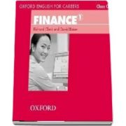 Oxford English for Careers Finance 1. Class CD : A course for pre-work students who are studying for a career in the finance industry