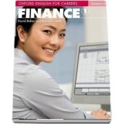Oxford English for Careers Finance 1. Student Book