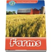 Oxford Read and Discover, Level 2. Farms Audio CD Pack