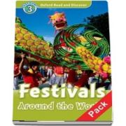 Oxford Read and Discover, Level 3. Festivals Around the World Audio CD Pack