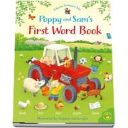 Poppy and Sams first word book
