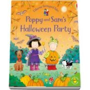 Poppy and Sams Halloween party
