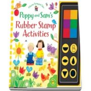 Poppy and Sams rubber stamp activities