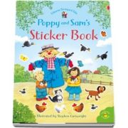 Poppy and Sams sticker book