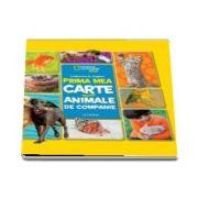 Prima mea carte despre animale de companie