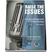 Raise the Issues: An Integrated Approach to Critical Thinking (Student Book and Classroom Audio CD)