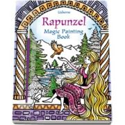 Rapunzel magic painting