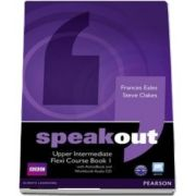 Speakout Upper Intermediate Flexi Course Book 1 Pack