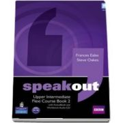 Speakout Upper Intermediate Flexi Course Book 2 Pack
