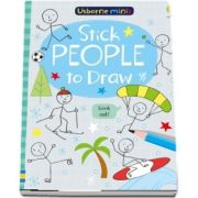 Stick people to draw