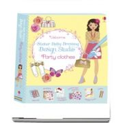 Sticker Dolly Dressing Design Studio: Party Clothes
