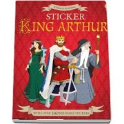 Sticker King Arthur