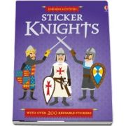 Sticker knights