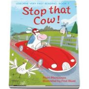Stop that cow!