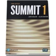 Summit 1 student book no MyEnglishLab