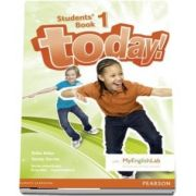 Today! 1 Students Book and MyLab Pack
