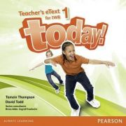 Today! 1 Teachers eText IWB CD-Rom