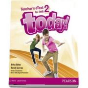 Today! 2 Teachers eText IWB CD-Rom