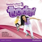 Today! 3 Teachers eText IWB CD-Rom
