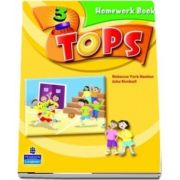 Tops Homeowork Book, Level 3